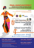 6th NATIONAL ANNUAL MEETING OF ISICM