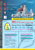 EARLY YEAR NATIONAL MEETING OF ISICM 2015