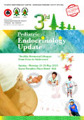 3rd PEDIATRIC ENDOCRINOLOGY UPDATE