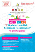 2016 EARLY YEAR NATIONAL SYMPOSIUM OF ISICM